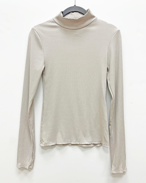 Always Fly Taupe Top