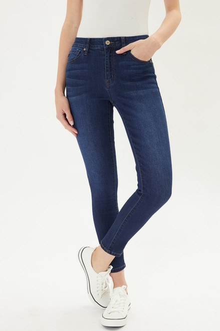 Laurielle High Rise Ankle Skinny Jeans