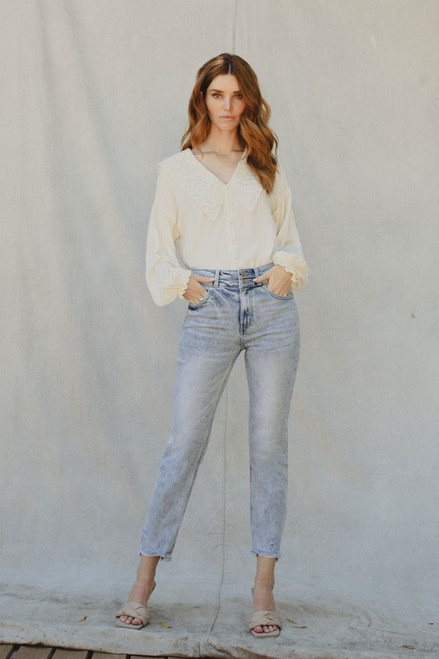 Cadence Ultra High Rise Jeans