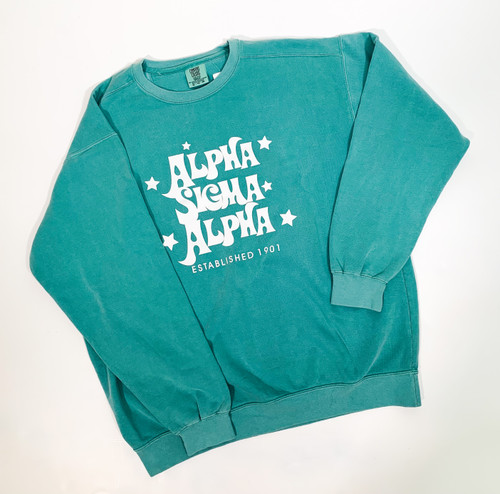 Dreamweaver Alpha Sigma Alpha Sweatshirt