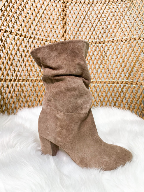 Kipper Taupe Boots