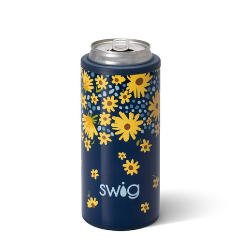 Lazy Daisy Skinny Can Cooler (12oz)