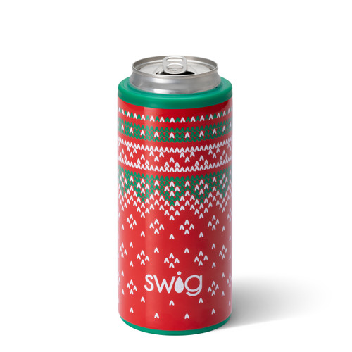 Sweater Weather Skinny Can Cooler (12oz)