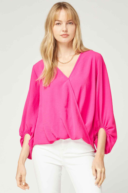 Live To Love Pink Top
