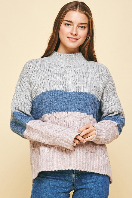 Ready Or Not Sweater