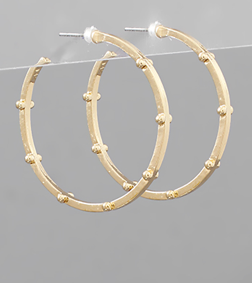 Dream On Hoops Gold