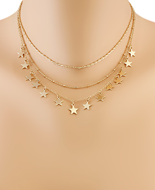 Out Go The Lights Necklace