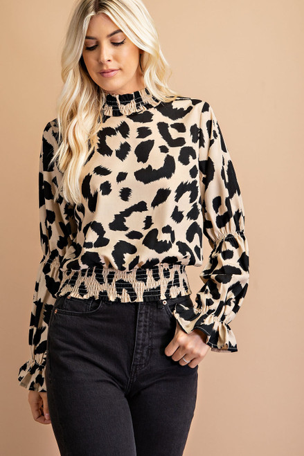Playful Personality Top