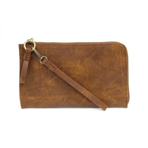 Karina Pecan Convertible Wristlet & Wallet