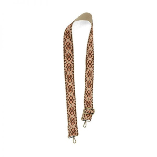 Spice Embroidered Guitar Strap