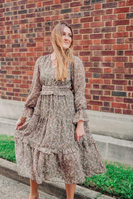 Filled With Happiness Dress