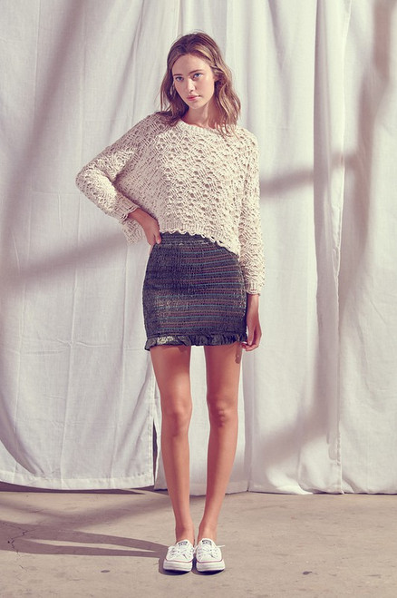 Lovely Nights Sweater