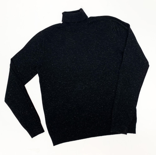 Sincere Letters Black Sweater