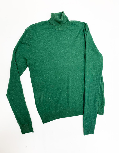 Sincere Letters Green Sweater