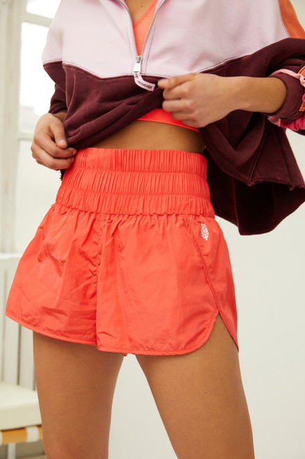 The Way Home Wild Candy Apple Shorts