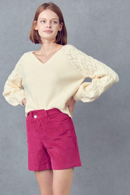 Wonderful Feeling Sweater