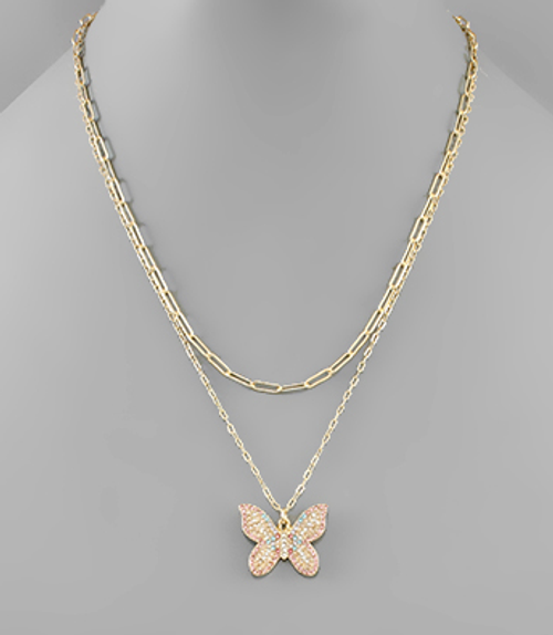 You've Got Wings Necklace