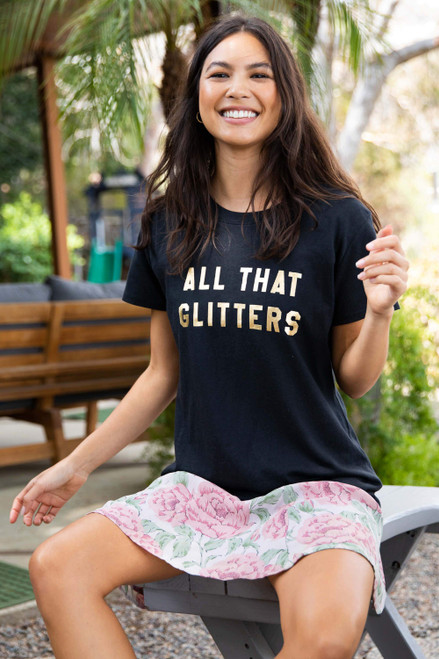 All That Glitters Tee