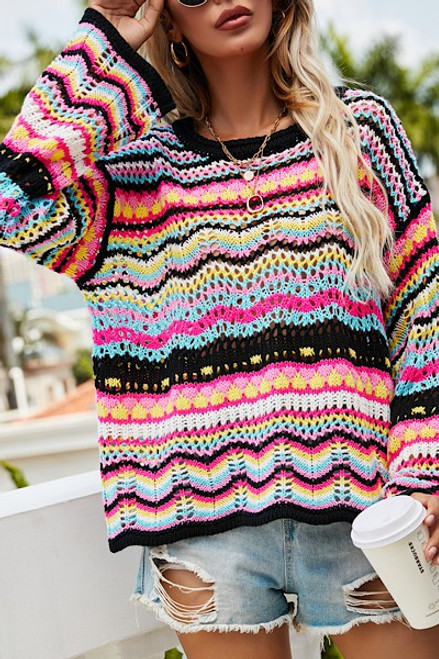 Lovely Fascination Sweater