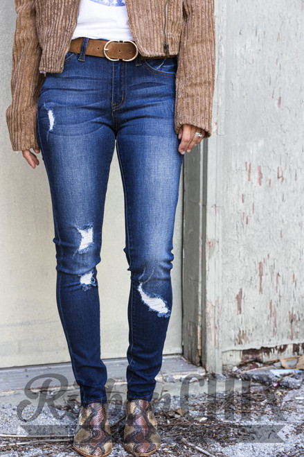 Holly-Danah Skinny Jeans