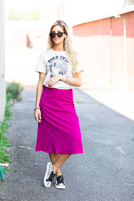 Look Your Own Way Skirt