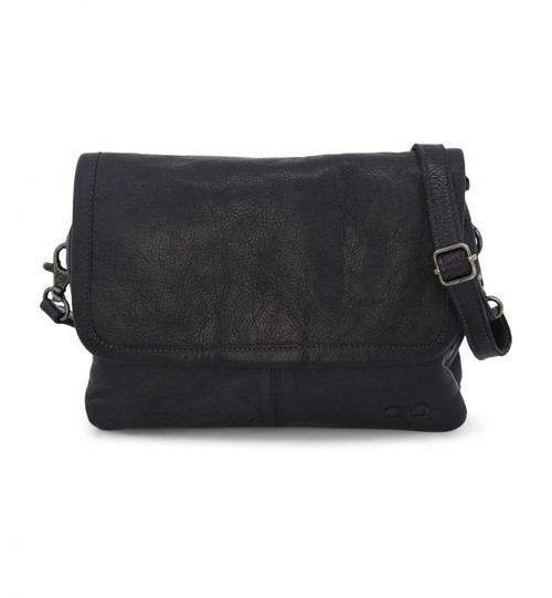 Ziggy Black Dip Dye Convertible Fanny Pack Crossbody Clutch