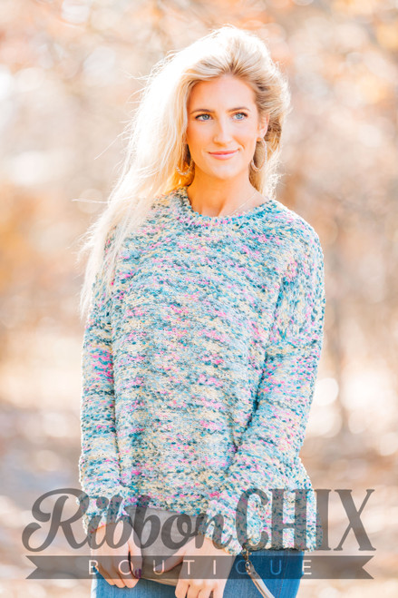 Another Glance Sweater