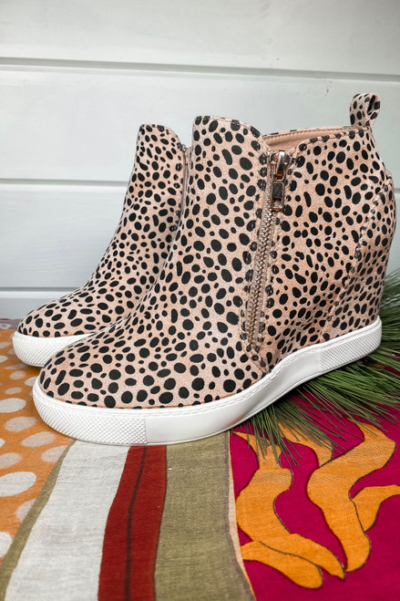 Payton Cheetah Wedge