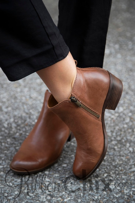 Basel Toffee Bootie