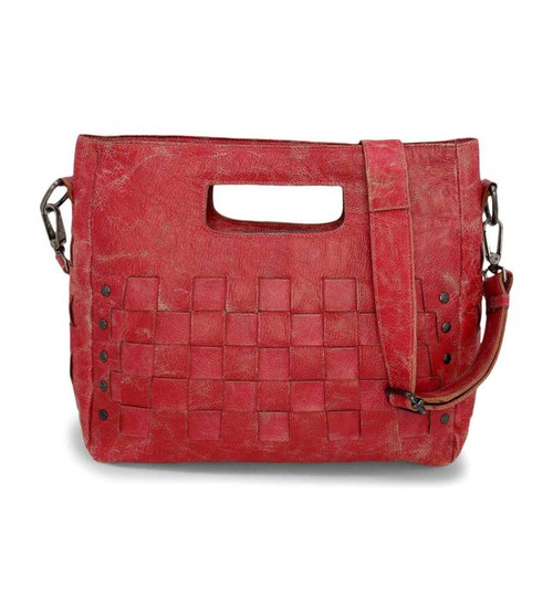 Orchid Red Lux Convertible Crossbody