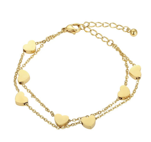 Queen of Hearts Bracelet