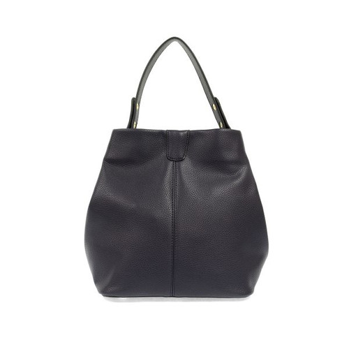Ava Navy Convertible Shoulder Bag