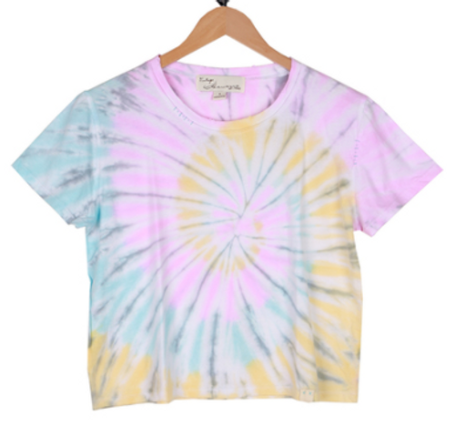 Sunkissed Sweetheart Crop Top