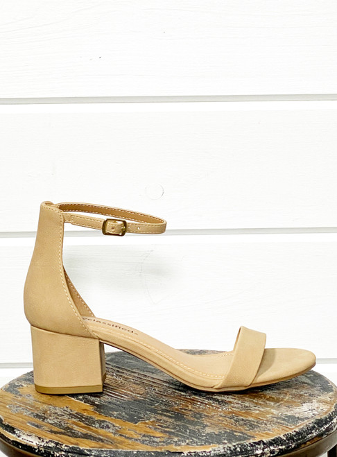 Weekend Natural Dress Sandal