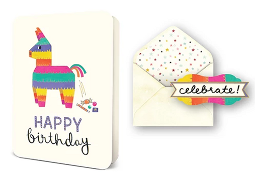 Piñata Card Set