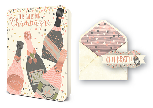 This Calls for Champagne Card Set