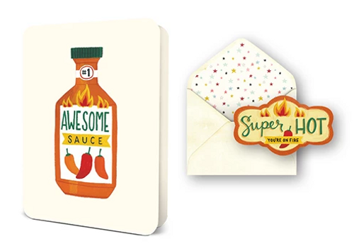 Awesome Sauce Card Set