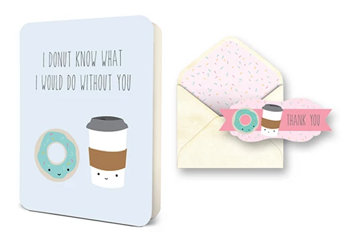 Donut Know Card Set