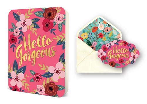 Hello Gorgeous Card Set