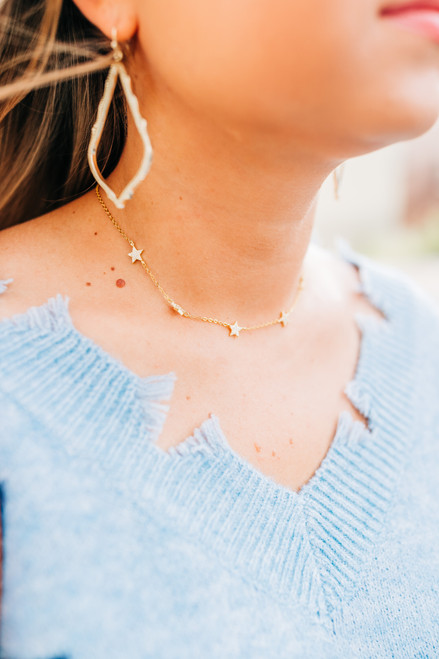 Super Star Choker