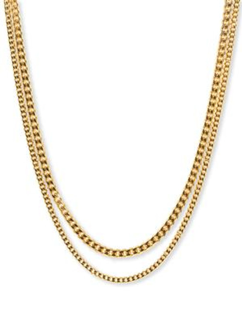 Gigi Layered Chain Necklace