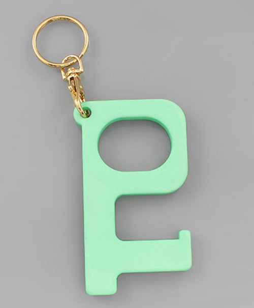 No Touch Mint Keychain