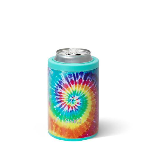 Swirled Peace Combo Cooler 12oz