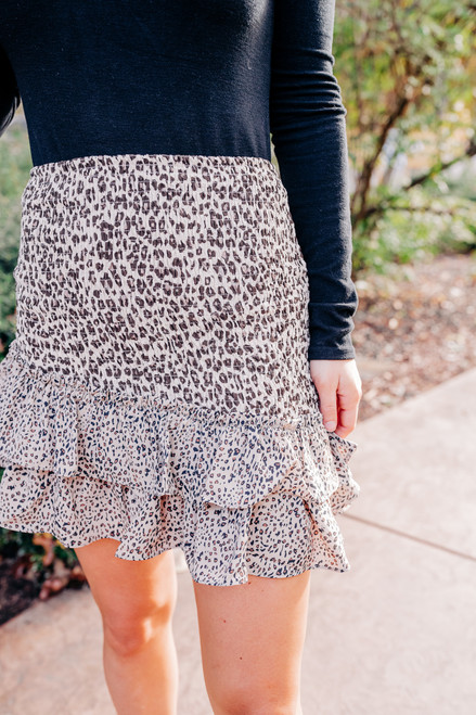It's The New You Skirt