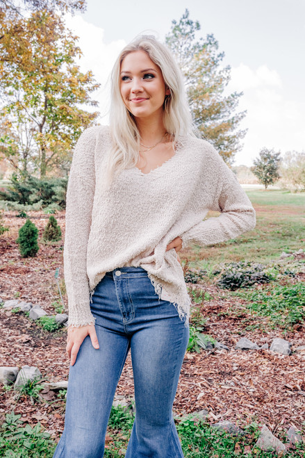 Made To Love Stone Sweater