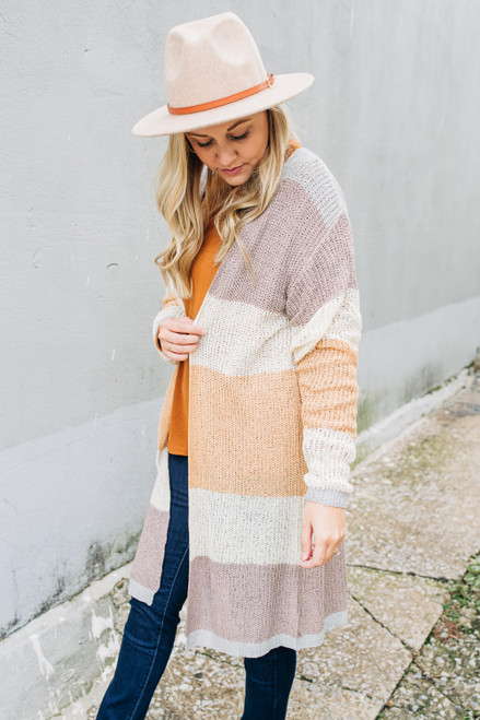 Sense Of Self Cardigan