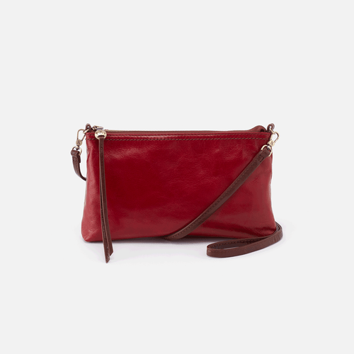 Darcy Garnet Convertible Crossbody
