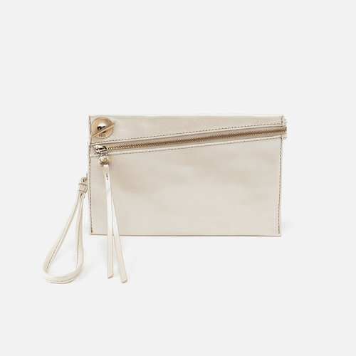 Link Pearl Ivory Wristlet