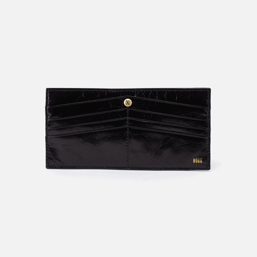 Peak Black Wallet
