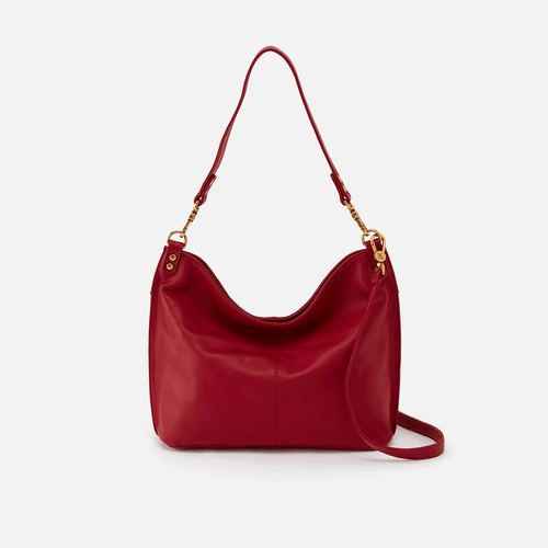 Pier Scarlet Convertible Shoulder Bag